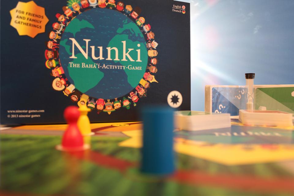 Nunki Globe